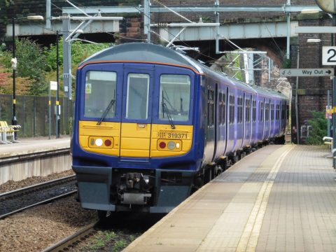 Trein in franchise Northern (foto: Northern West Transport Photo)