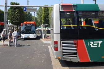 Bussen RET en EBS