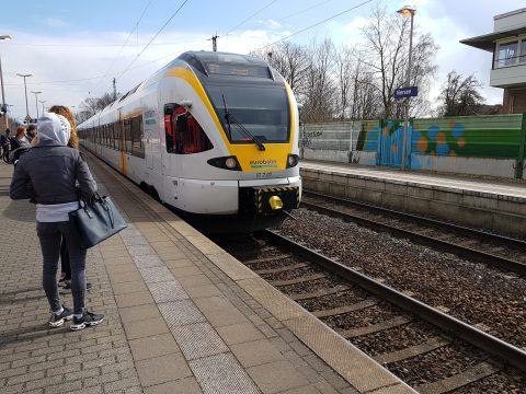 Eurobahn Keolis Deutschland in Viersen