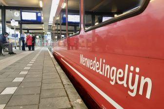 Trein Qbuzz MerwedeLingeLijn