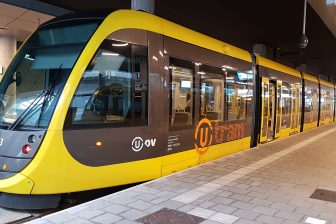 Uithoflijn op Utrecht CS