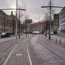 2020-03-16 09:05:27 Den Haag ontwaakt na de avond waarop de overheid aankondigde dat scholen en horeca voorlopig gesloten blijven. BEELD ANP PHIL NIJHUIS