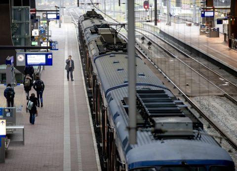 Station Rotterdam Centraal, foto: ANP