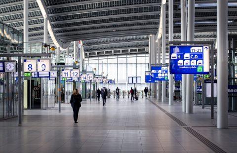 Station Utrecht Centraal, foto: ANP
