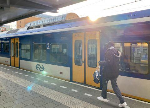 Sprinter Den Bosch. Foto: Beeldbank NS