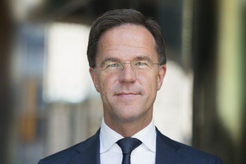 Mark Rutte. Foto: Rijksoverheid