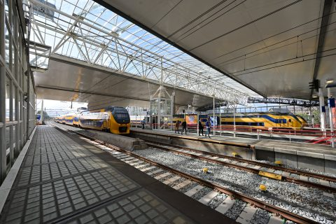Intercity Leiden (foto: NS)