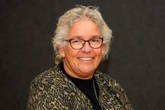 Railforum-directeur Corina de Jongh