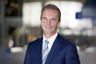 Bert Groenewegen, financieel directeur NS (bron: NS)