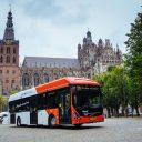 Elektrische bus Arriva in Den Bosch (foto: Arriva)