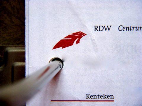 RDW kenteken