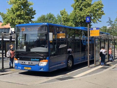 Bus Qbuzz (Bron: Qbuzz)