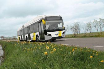 Hybride bus De Lijn (Bron: VDL)