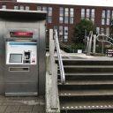 Kaartautomaat metro Pijnacker-Zuid