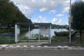 Bushalte EBS in Zoetermeer