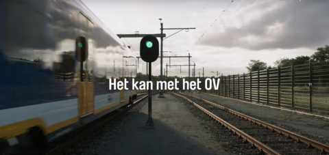 Campagnevideo OV is OK (bron: OV-NL)
