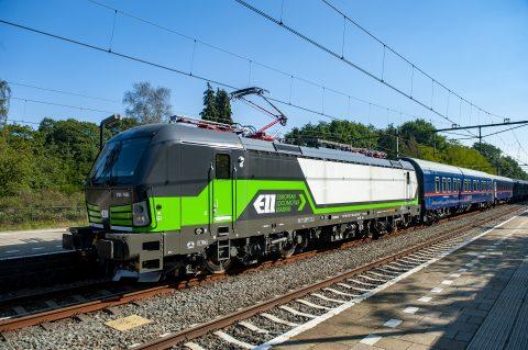 Nachttrein naar Wenen (bron: NS)
