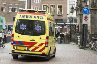Ambulance (bron: iStock/Ignatiev)
