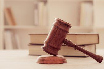 Rechtbank (bron: iStock)