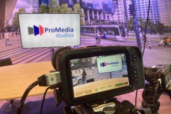 Studio ProMedia in Rotterdam