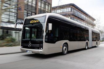 Mercedes-Benz eCitaro G (bron: Daimler)