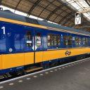 Intercity Direct op Amsterdam CS (bron: NS)