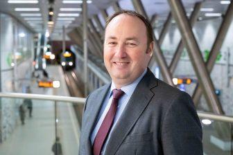 RET-directeur Maurice Unck (foto: Rick Keus/RET)