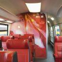 Eerste klas trein (foto: NS)