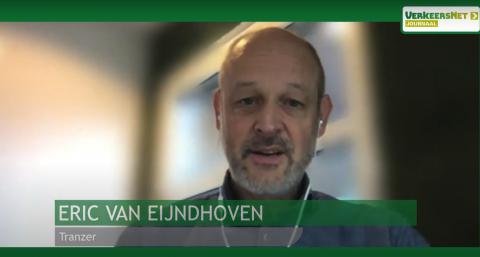 Eric van Eijndhoven in VN Journaal