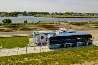 Waterstofbus Qbuzz (foto: OV-Bureau GD)