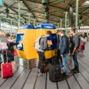 Ticketautomaat Schiphol (bron: NS)