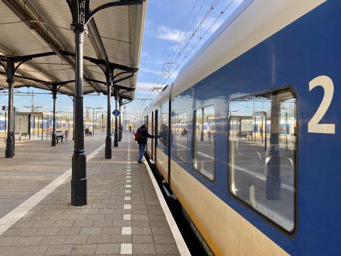 Station Geldermalsen (foto: NS)