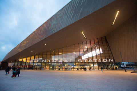 Rotterdam CS (foto: NS)