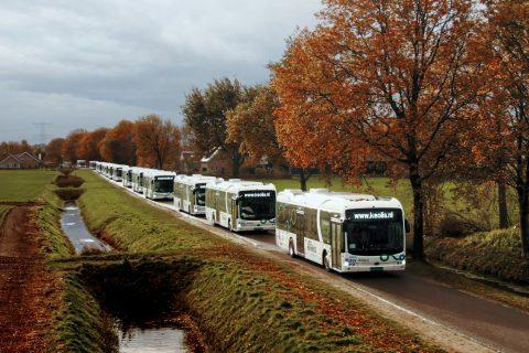 Elektrische bus BYD RRReis (foto: BYD)