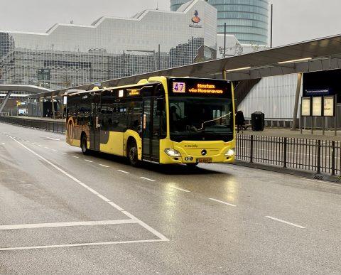 Bus U-OV Utrecht CS