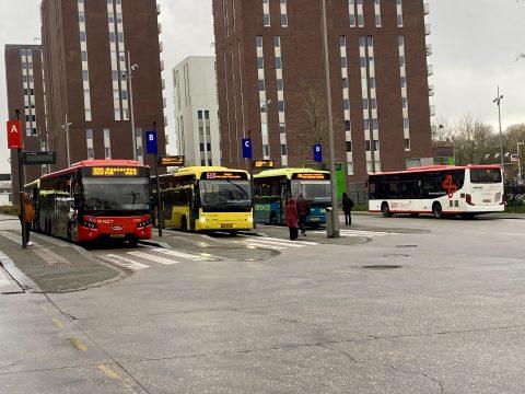 Busstation Hilversum