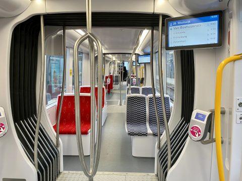 CAF-tram GVB Amstelveenlijn