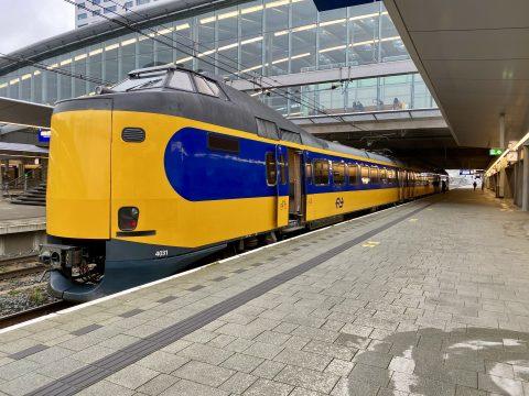 Koploper Utrecht CS