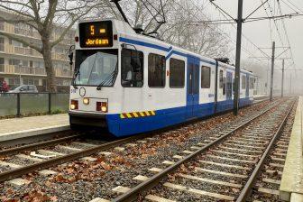 Tram 5 GVB