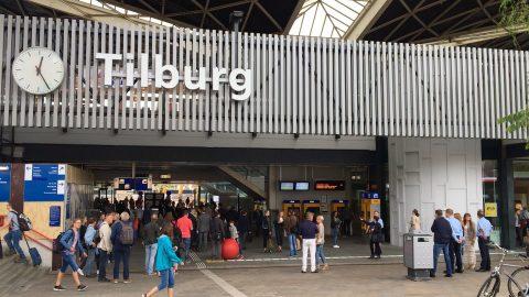 Station Tilburg (foto: NS)