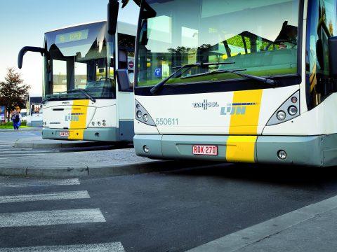 Bussen De Lijn (foto: De Lijn)