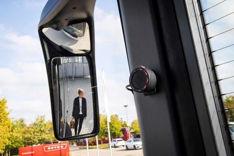 Sideguard assistent (foto: Daimler)