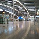 Utrecht CS stationshal coronatijd