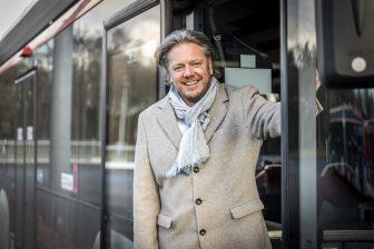 Hermes-directeur Martijn Mentink (foto: Transdev)