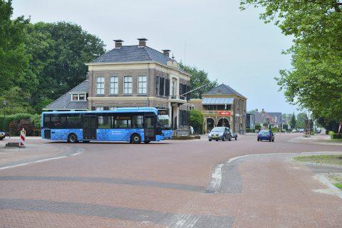 Bus Arriva Friesland (foto: provincie Friesland)
