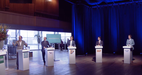Mobiliteitsdebat 2021
