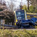 Ontsporing tram Nieuwegein (foto: AS Media)