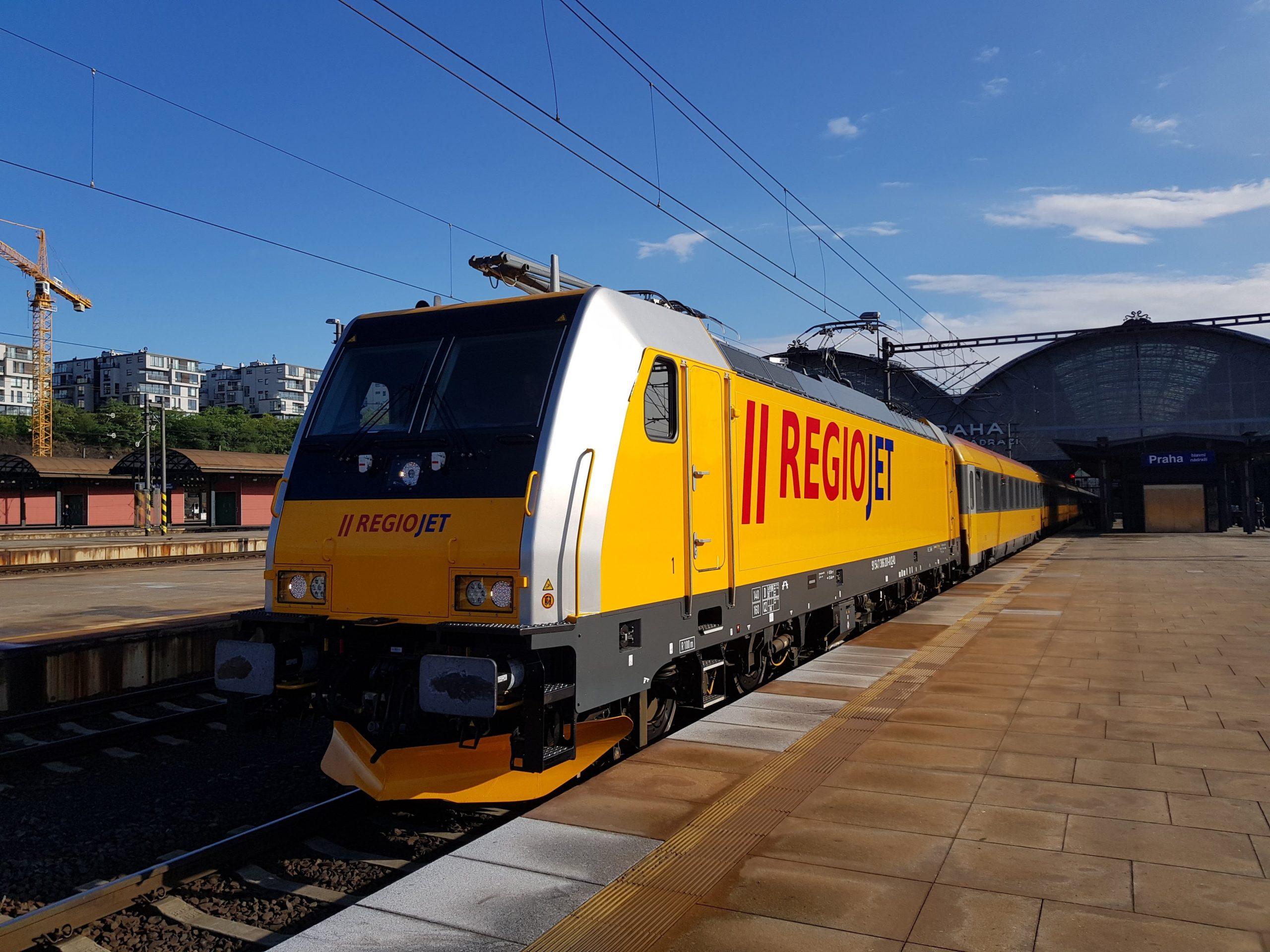 RegioJet (foto: RegioJet)