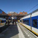 Station Zandvoort sprinter