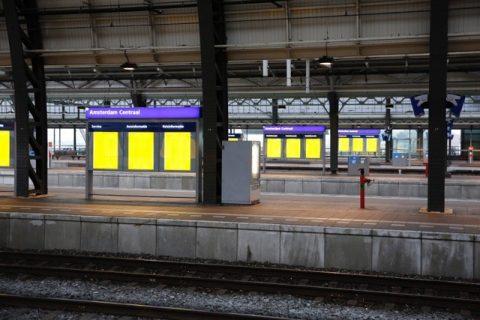 Amsterdam Centraal (foto: NS)